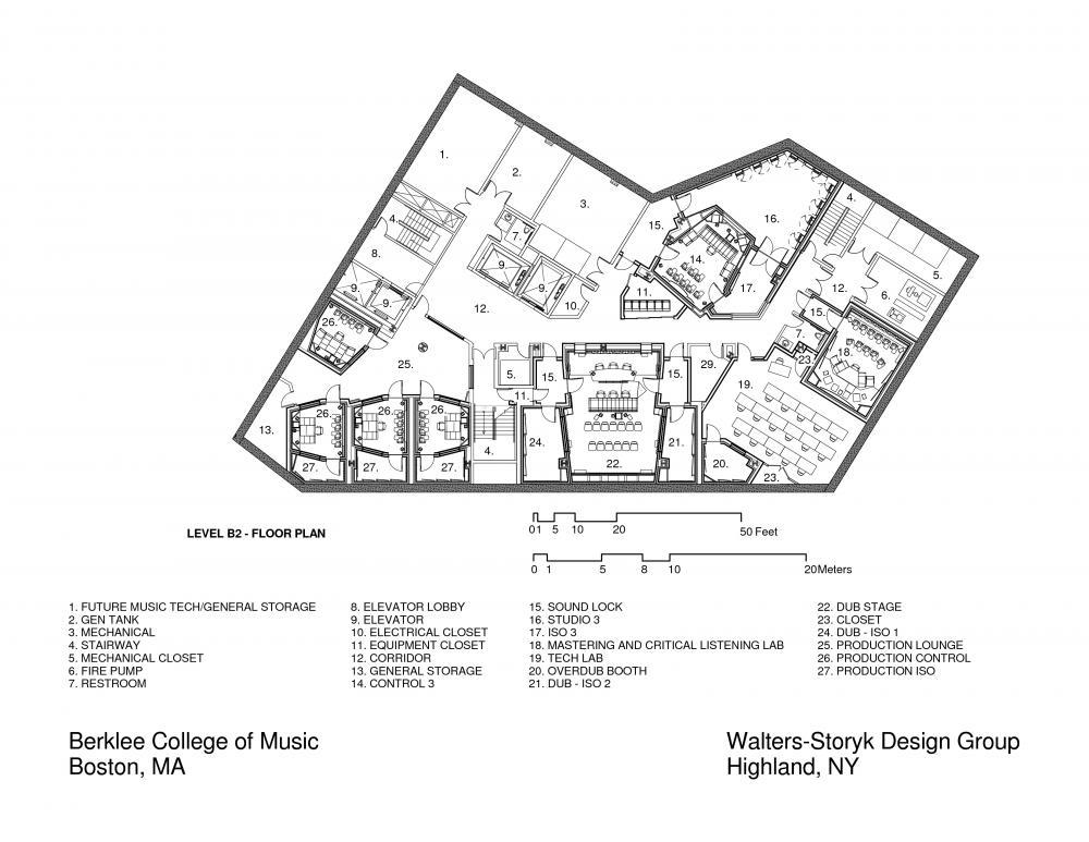 Berklee College of Music Opens Major WSDG-Designed Audio