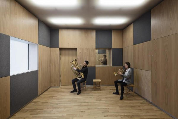 Graphical clarity in sound space for brass, Image Courtesy © Laura Stamer