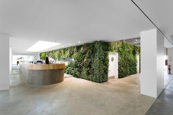Image Courtesy © Vertical Garden Design