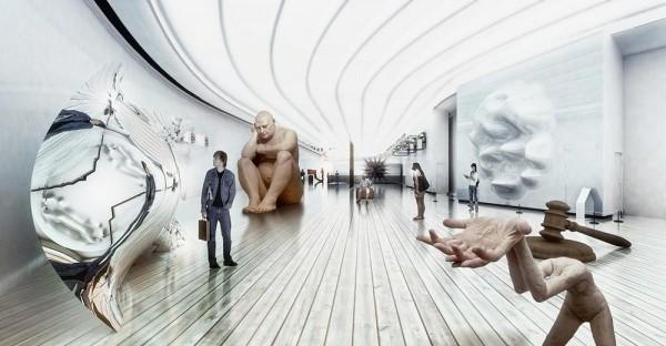 Image Courtesy © Paolo Venturella Architecture