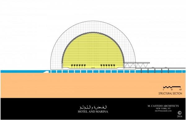 Image Courtesy © M. Castedo Architects