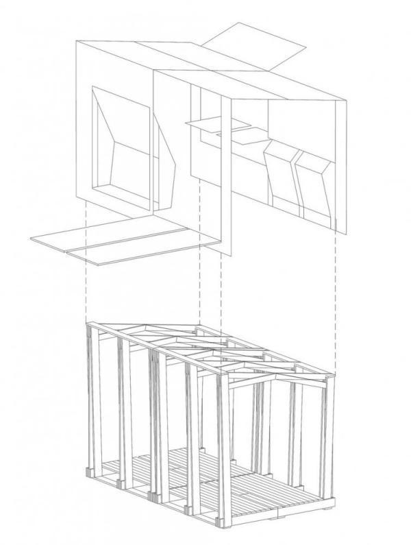 Image Courtesy © Jérémie Koempgen Architecture