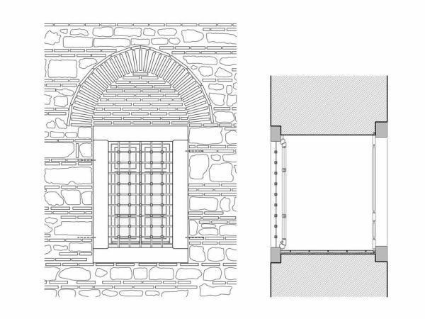 Window Detail, Image Courtesy © Cafer Bozkurt Architecture