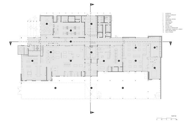 Image Courtesy © Y2 Architecture