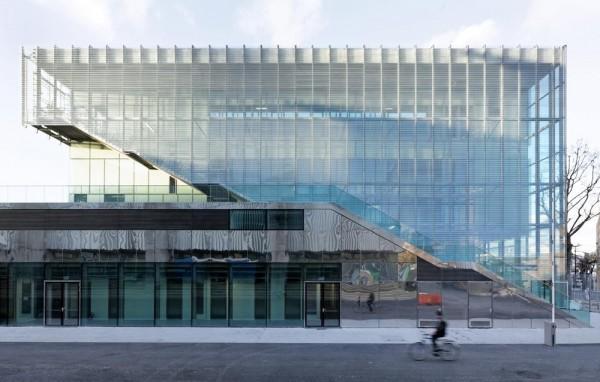 Image Courtesy © Dietmar Feichtinger Architectes