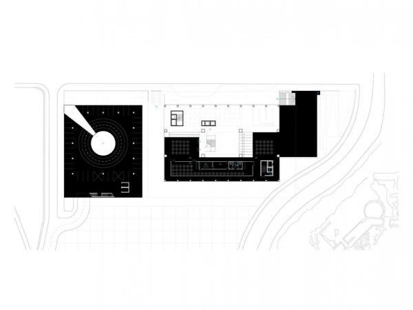 Open Terrace Level, Image Courtesy © U67 (Fabio Gigone + Angela Gigliotti)