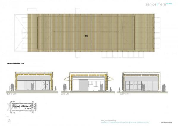 Image Courtesy © Santos y Mera Arquitectos S.L.P.