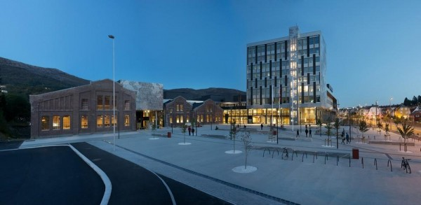 Image Courtesy © Cubo Arkitekter A/S & HLM Arkitektur og Plan AS