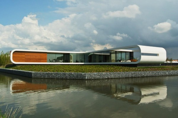 Image Courtesy © Architect Koen Olthuis – Waterstudio.NL