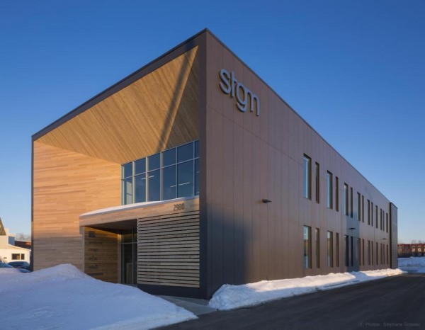 Image Courtesy © stgm architectes