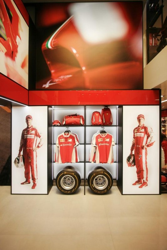Image Courtesy © Ferrari Spa and Nicola Schiaffino