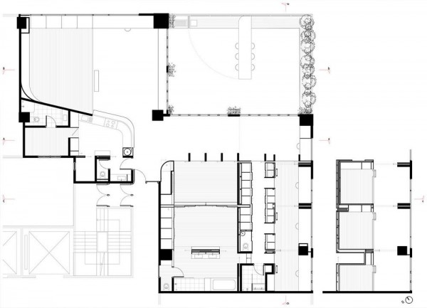 Plan, Image Courtesy © Laboratory for Explorative Architecture & Design Ltd
