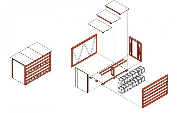 Image Courtesy © archMaDe | Massimiliano Dell'Olivo architetto