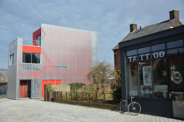 Image Courtesy © Hoogte Twee Architects