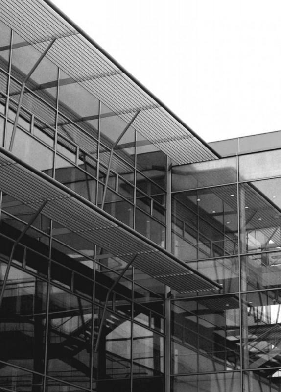 Brise-soleils facade, Image Courtesy © Filippo Abrami