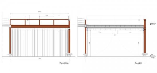 Image Courtesy © TomDavid Architects
