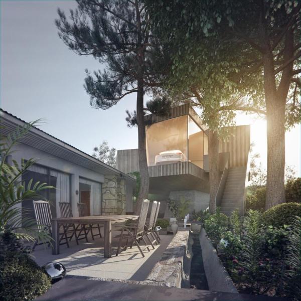 platform, Image Courtesy © Söhne&Partner architects