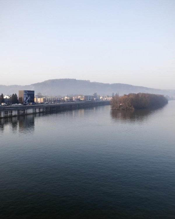 From the Meuse's bridge, Image Courtesy © bepictures