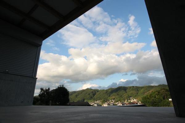 view from sage of landscape, Image Courtesy © Kikuma Watanabe