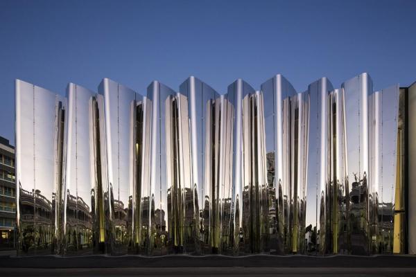 Image Courtesy © Patterson Architects Associates