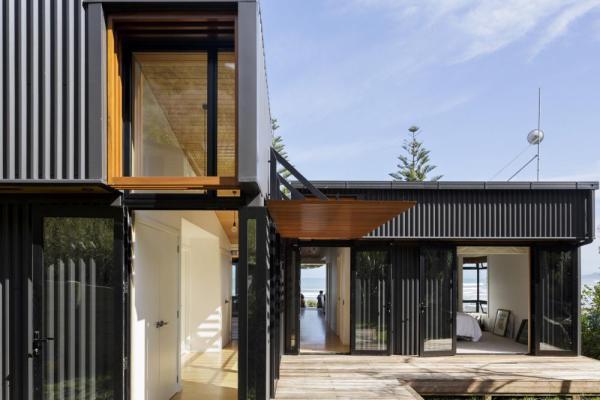 Image Courtesy © Irving Smith Jack Architects