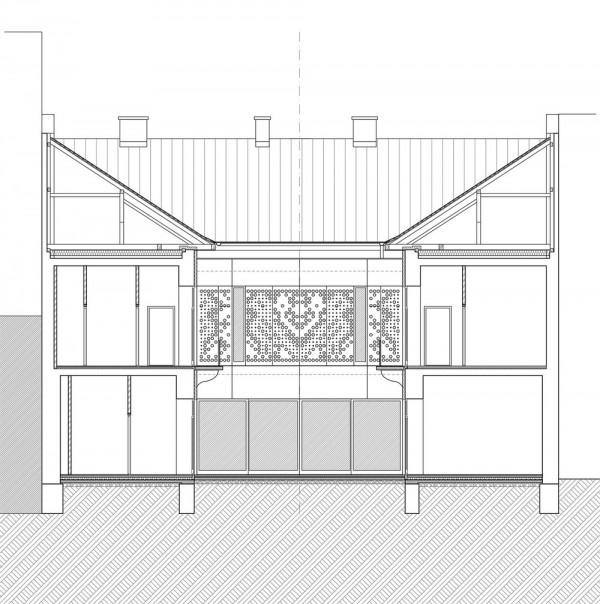 Image Courtesy © 4 plusz Építész Stúdió Kft