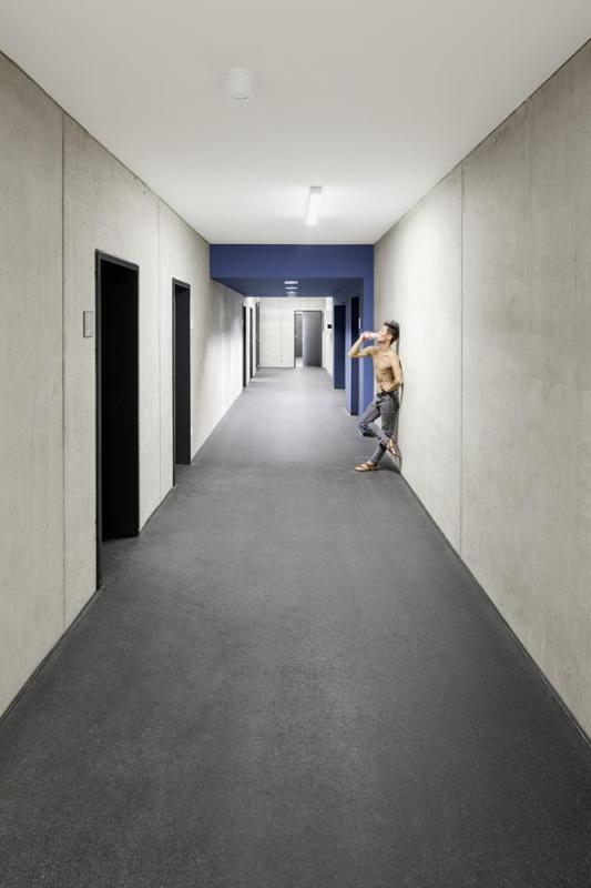Corridor, Image Courtesy © Marcus Bredt