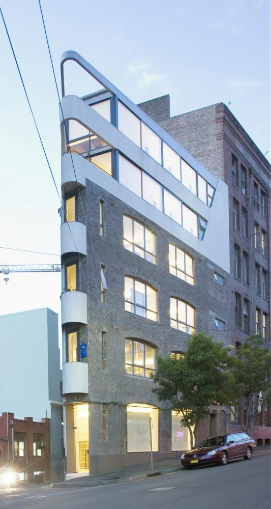Surry hills studio in new south wales australia by luigi for Architects south australia