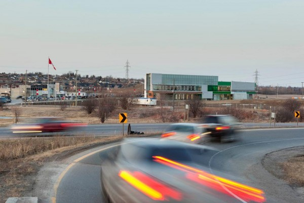 View from the Highway 401, Image Courtesy © Tom Arban