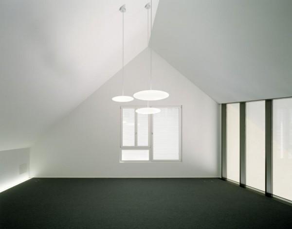 Top Floor Meeting Room, Image Courtesy © Nissen Wentzlaff Architekten