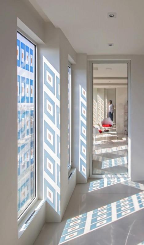 Interior, Image Courtesy © Babak Toosipour