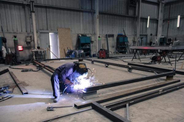 Image start manufacturing, Image Courtesy © Mariela Apollonio [Fotógrafa de Arquitectura] and Verónica Carreño [vuela o nada]