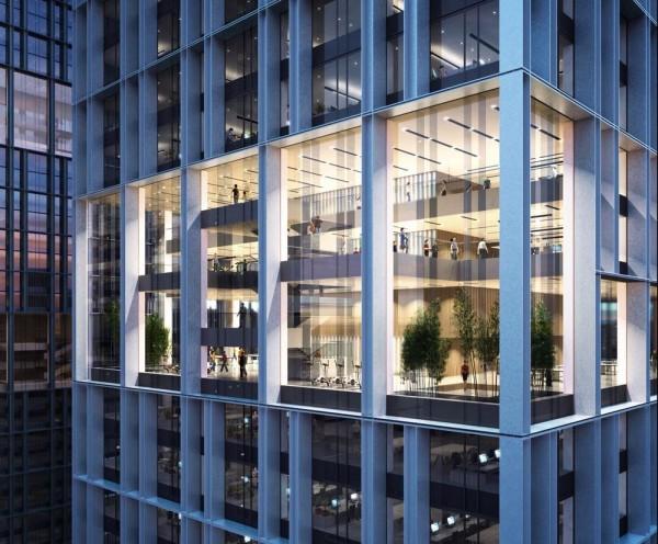 Skygarden, Image Courtesy © gmp Architekten von Gerkan, Marg und Partner