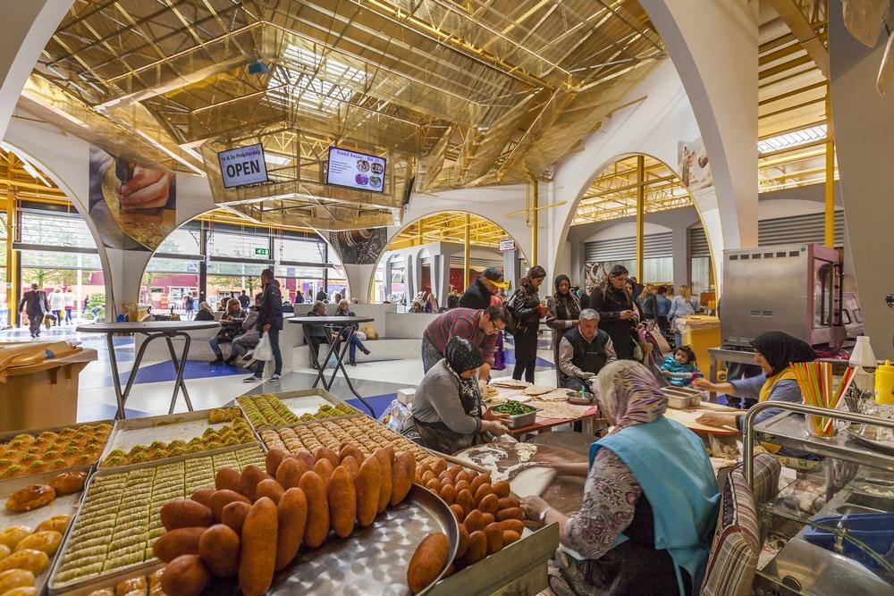 Lampen Bazaar Beverwijk : De bazaar mihrab in beverwijk the netherlands by liong lie