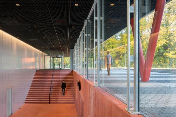 view towards Eastern entrance, Image Courtesy © René de Wit