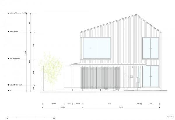 Image Courtesy © Takeru Shoji Architects.Co.,Ltd.