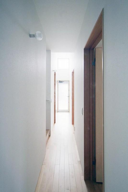 view second floor, Image Courtesy © Shuhei goto architects