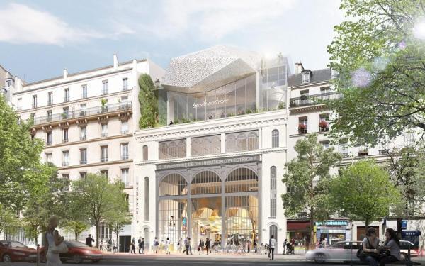Image Courtesy © Plasticine - Olivier Palatre architectes