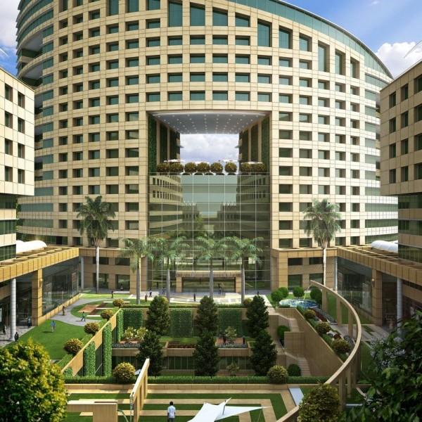 Image Courtesy © DFI Architects