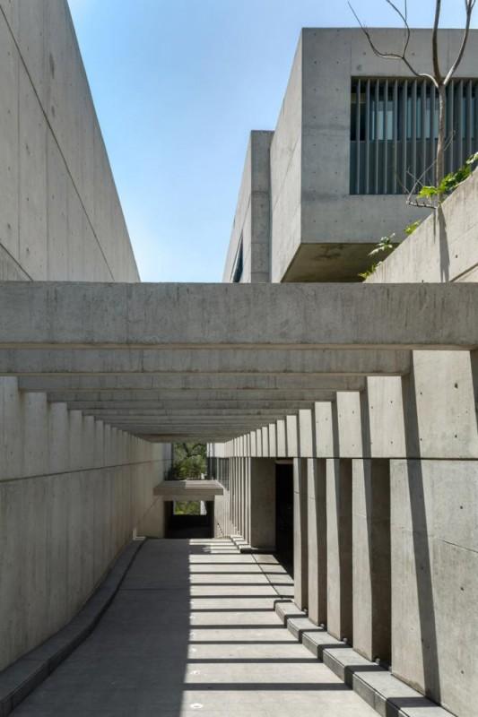 Image Courtesy © Desarrolladora del Parque, A.flo Arquitectos, Serrano Monjaraz Arquitectos