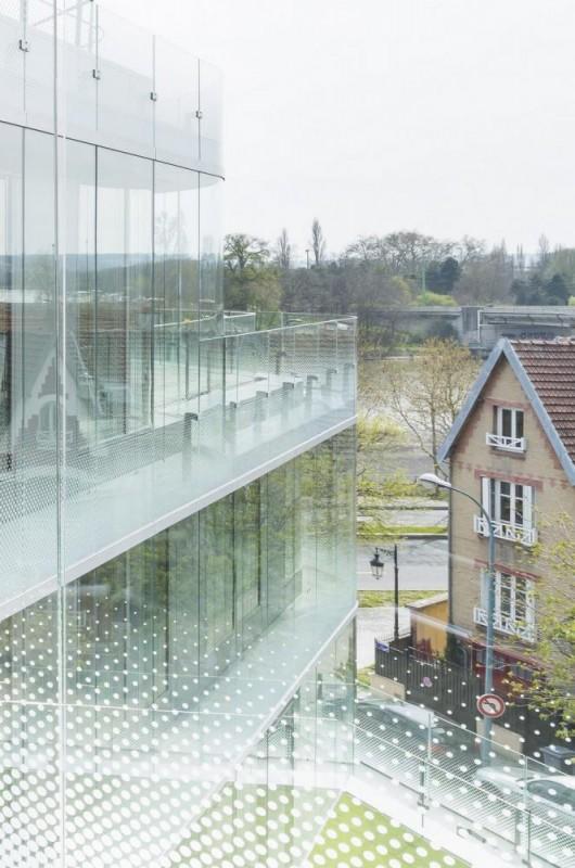Image Courtesy © AZC architectes