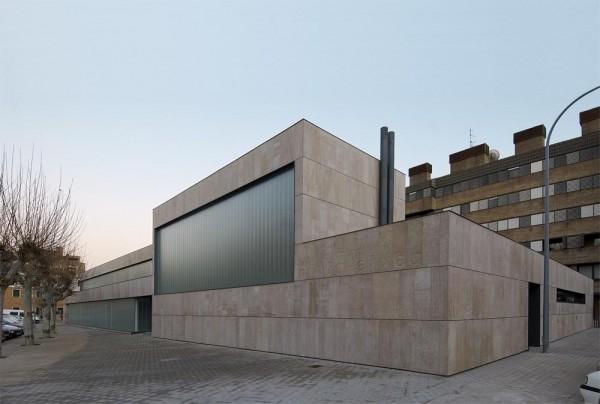 Image Courtesy © Larraz Arquitectos