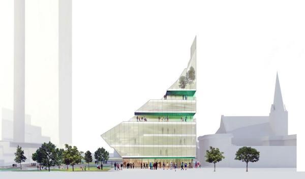 Image Courtesy © Manuelle Gautrand Architecture