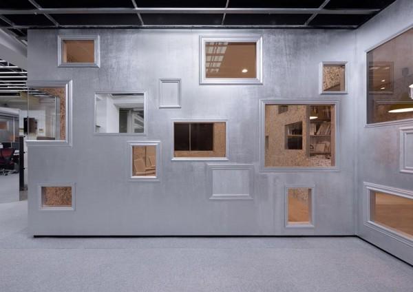 Various framed windows, Image Courtesy © Yasutake Kondo