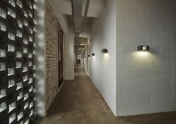 Corridor, Image Courtesy © Staek Photography