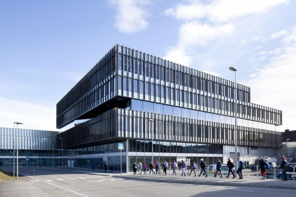 Image Courtesy © Mecanoo architecten