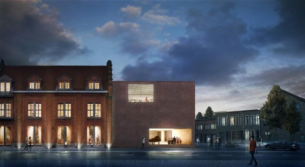 Image Courtesy © EdiT, KAAN Architecten