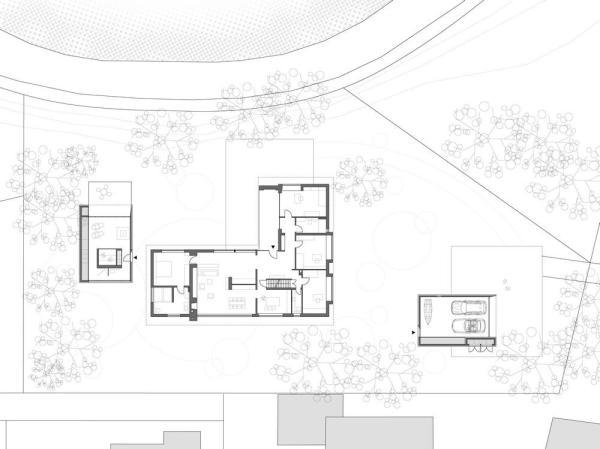 Image Courtesy © MCKNHM Architects BDA