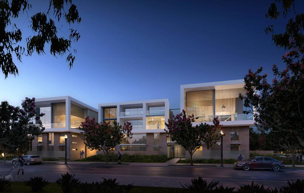 Urban Frames In Palo Alto California By Form4 Architecture