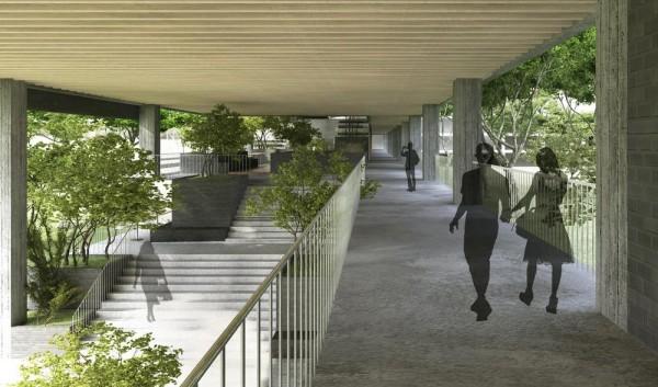 Image Courtesy © Vo Trong Nghia Architects